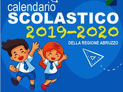 Miur Calendario Scolastico.Calendario Scolastico 2019 2020